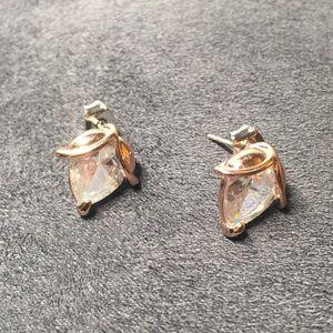 Jewelry - Silver 92.5 Stud Earrings Made in Korea